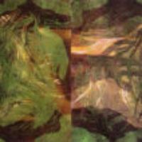 Polku/Trail, puupiirros/woodcut, 58x168cm, 1999